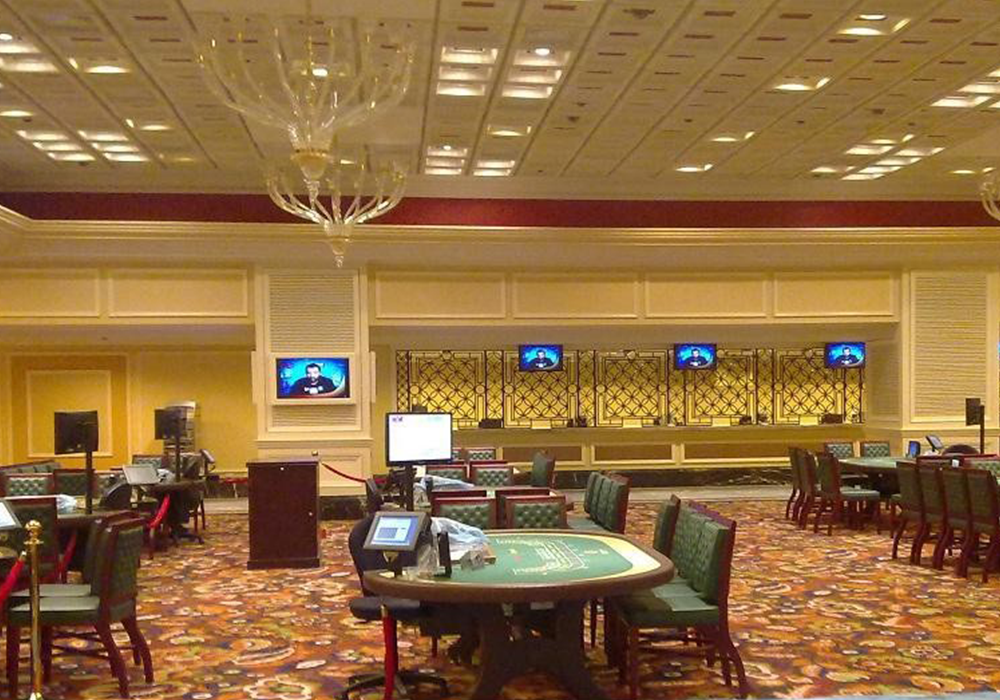 Resorts World Manila: Audio Video System