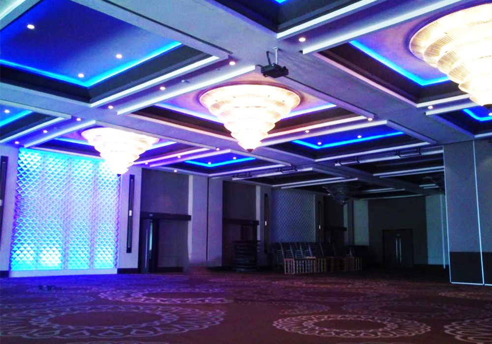 Cebu Grand Convention Center: Dimming System and Audio/Video Control System